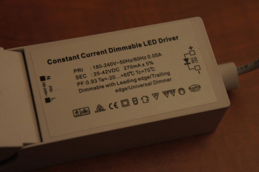 ESP8266 WiFi LED dimmer Part 10 of X: Finding the right lights