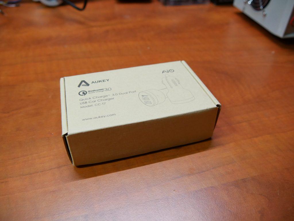 Aukey box