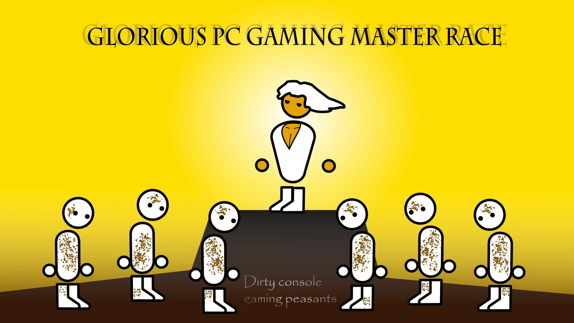Master Pc Race Intermittent Technology