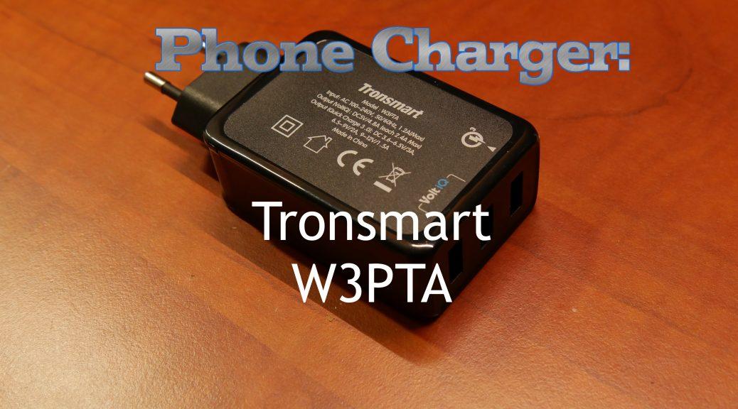 Tronsmart W3PTA