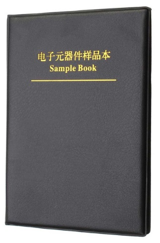 Sample book