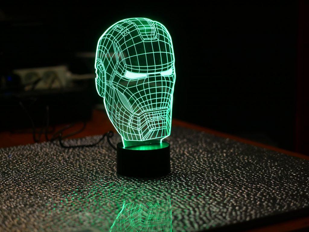 Green light mode