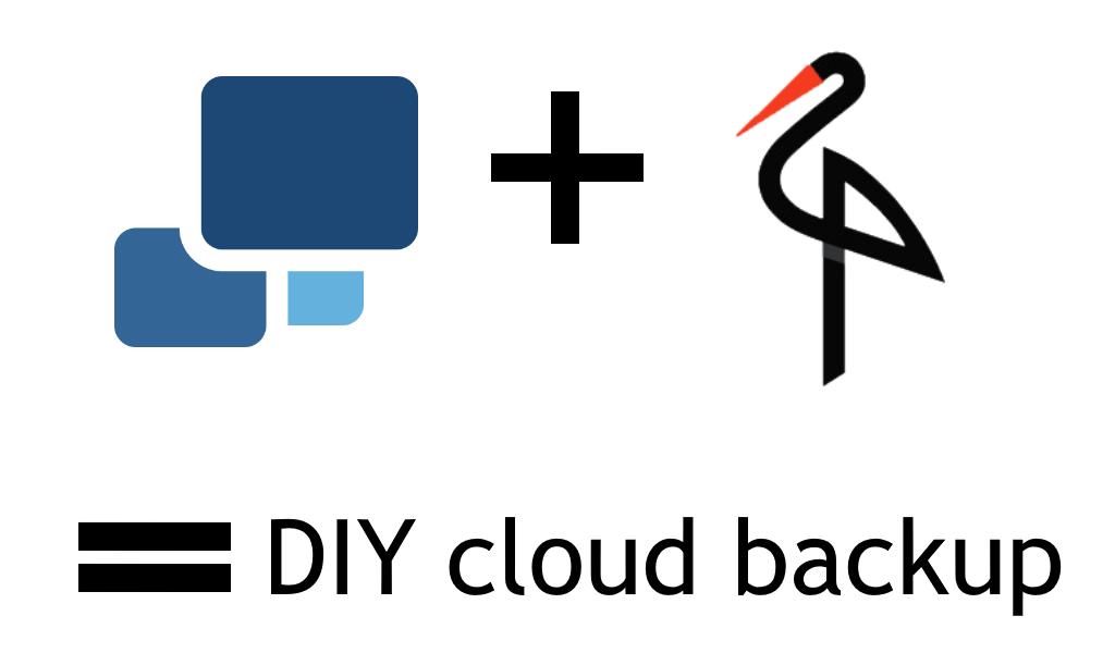 DIY cloud backup: Replacing CrashPlan Home Family DIY style